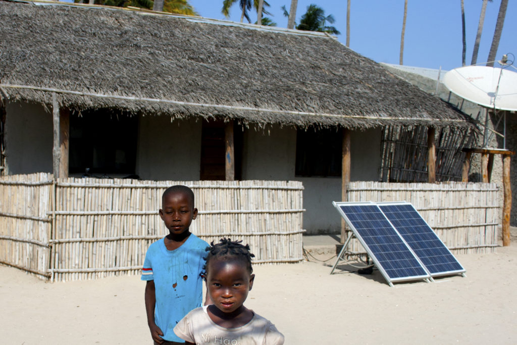 Design: Climate Change Programme for DFID in Mozambique