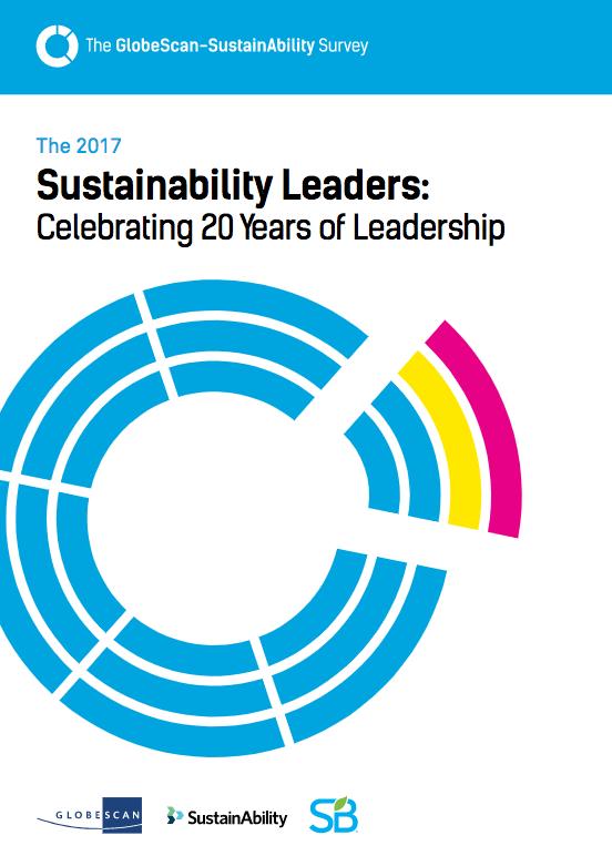 Sustainability Leaders: Celebrating 20 Years of Leadership