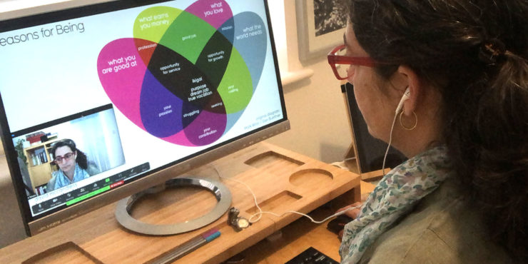 First steps in the long journey of mass virtual education