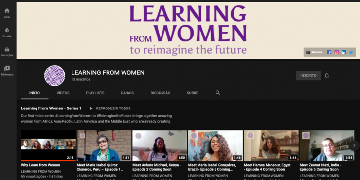 Learning from Women, rather than about them
